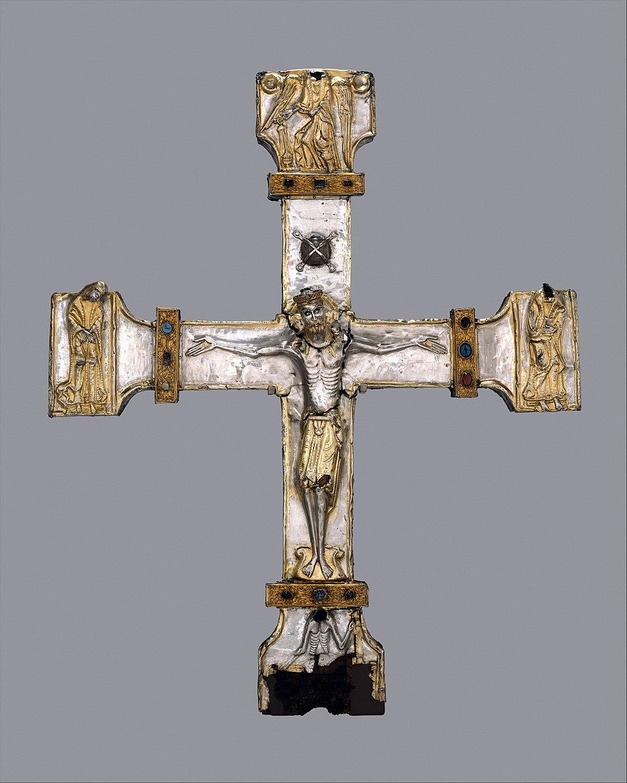Processional Cross MET DT154