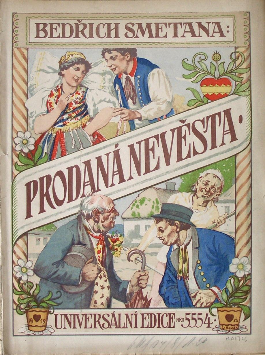 Prodana cover 1919