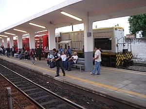 Provincia de Buenos Aires - Boulogne - Estaci%C3%B3n 2
