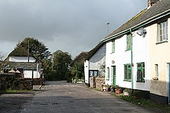 Puddington, the village - geograph.org.uk - 263928.jpg