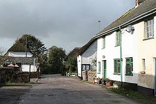 Puddington, Devon village in United Kingdom