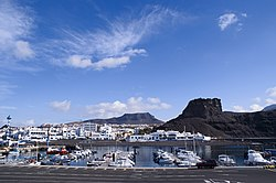 Puerto de las Nieves (Port of the Snows)