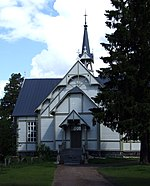 Pulkkila Church 2008 07 01.JPG