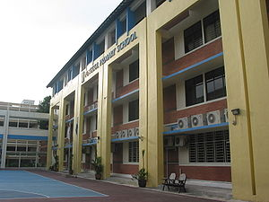 Punggol Primary School, Feb 06