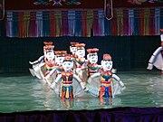 Marionnettes du Vietnam