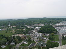 Put-in-Bay village aerial May 2009.JPG