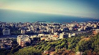 Al-Qalamoun City in North Governorate, Lebanon