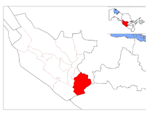 Qorovulbozor District location map.png