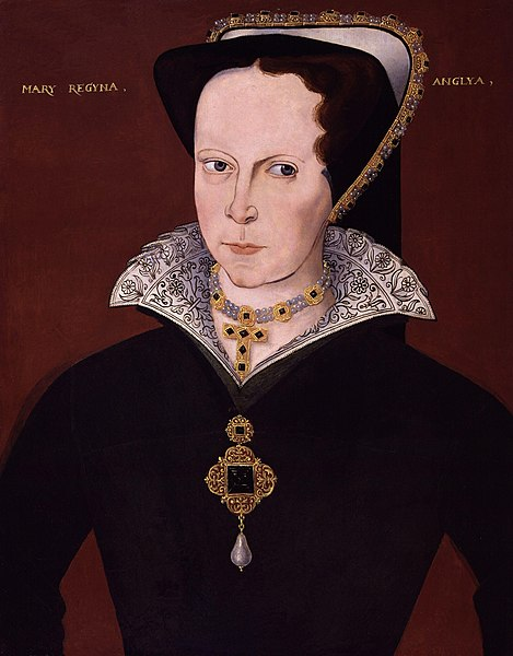 File:Queen Mary I from NPG.jpg