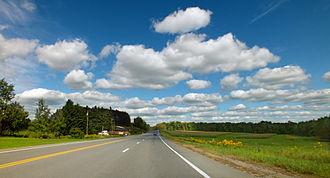 U.S. Route 219 - U.S. Route 219 as seen in Horton Township in Elk County