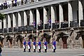 Quito, Ecuador- changing of the guard (32793102307).jpg