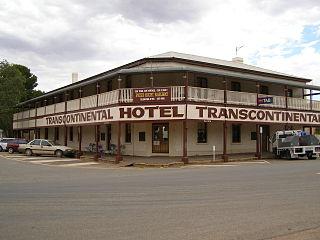 Quorn, South Australia Town in South Australia