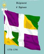 Rég d Agenois 1776