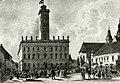 Régi városház Pesten - R Alt & Sandmann - 1845.jpg
