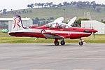 RAAF (A23-057) Pilatus PC-9A taxiing at Wagga Wagga Airport.jpg