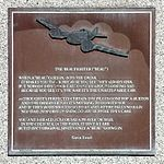 RAF North Coates Strike Wing War Memorial (SE plaque) - Cleethorpes.jpg