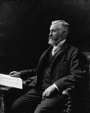 Richard B. Angus - Richard Bladworth Angus, 1891