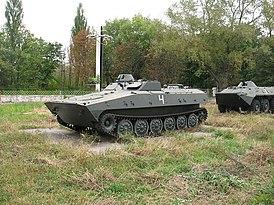 """RKhM """"Kashalot"""" and BTR-70, Chernobyl.jpg"""