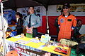 ROCA Special Operation Aviation Command Recruitment Booth in Zuoying Naval Base Open Day 20141123.jpg