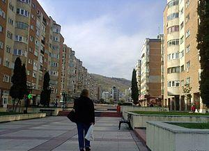 Systematization (Romania) - Brașov, Valea cetății