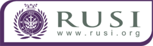 Royal United Services Institute - Image: RUSI, the Royal United Services Institute for Defence and Security Studies logo