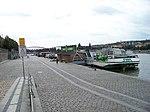 Rašínovo nábřeží, restaurační loď Tyrš.jpg