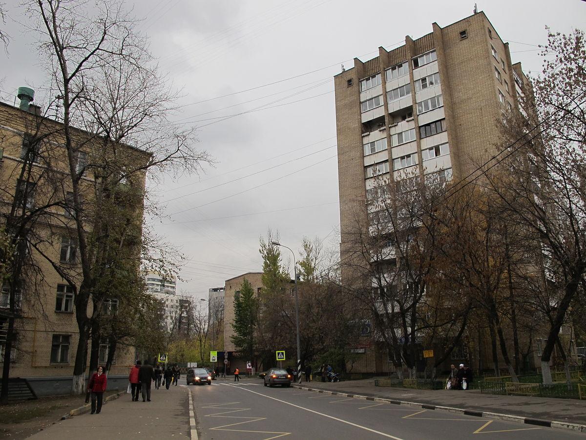 Общемосковский Классификатор Улиц Москвы скачать