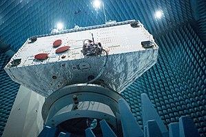 BepiColombo - Radio testing of BepiColombo orbiter
