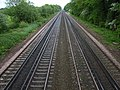 Railway at Old Basing - geograph.org.uk - 173357.jpg
