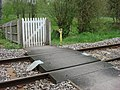 Railway foot crossing (2) - geograph.org.uk - 796902.jpg