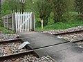 Railway foot crossing (2) - geograph.org.uk - 796902.jpg