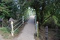Rainbow Bridge, Haysden Country Park - geograph.org.uk - 1526684.jpg
