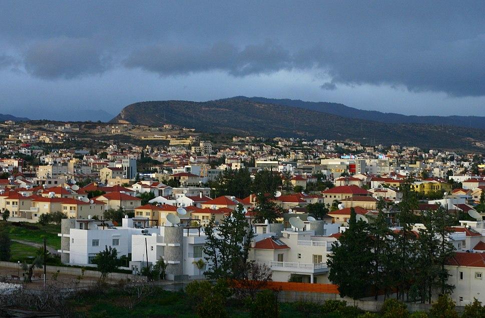 Rainy Limassol