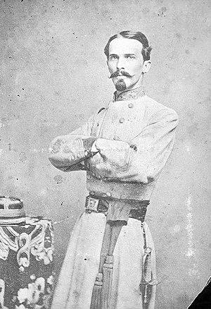 Randall L. Gibson - c. 1860
