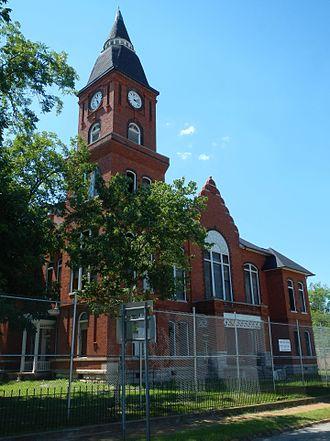 Cuthbert, Georgia - Image: Randolph County, GA