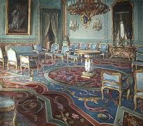 Ranken, William Bruce Ellis; Salon of Charles III