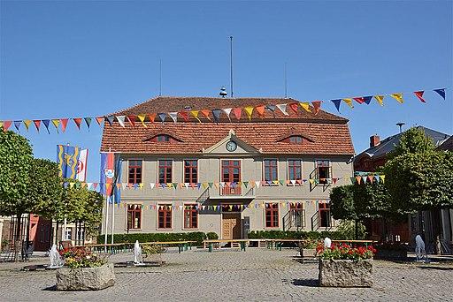 Rathaus Malchow, Malchower Volksfest 2014