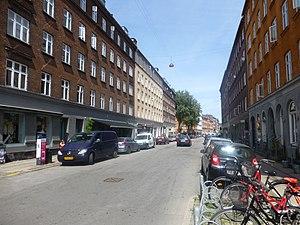 Ravnsborggade - Ravnsborggade