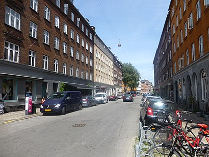 How to get to Ravnsborggade with public transit - About the place
