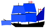 Rear-Admiral of England flaship (1545-1547)