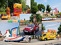 Reclamekaravaan - Tour de France 2015 - Haastrecht - Pays-Bas (19416096646).jpg