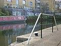 Regent's Canal, Pentonville - geograph.org.uk - 1606363.jpg