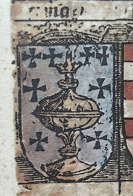 Reino de Galicia - Martin Waldseemueller