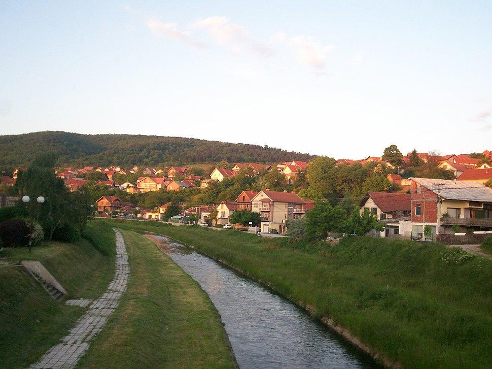 Reka Moravica kod Aleksinca