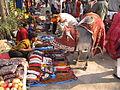 Religious Ox - Gangasagar Fair Transit Camp - Kolkata 2012-01-14 0785.JPG