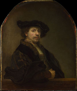 painting by Rembrandt, 1640, National Gallery