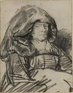 Rembrandt Seated Old Woman, Half-length.jpg