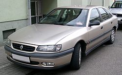 motore - Il motore Modulare. 250px-Renault_Safrane_front_20080222