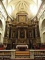 Rennes (35) Église Toussaints Intérieur 06.JPG