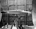 Republic XP-69 mockup in wind tunnel.jpg